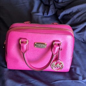 Micheal Kors purse with strap